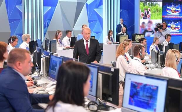 Путин пообещал ввести пособие для детей от 1,5 до 3 лет