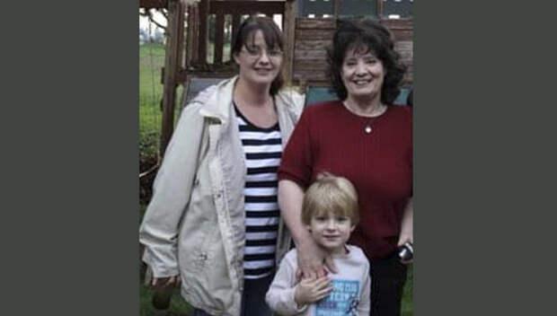 Муж, разыскивавший свою семью после пожаров в Орегоне, не узнал пострадавшую в огне жену