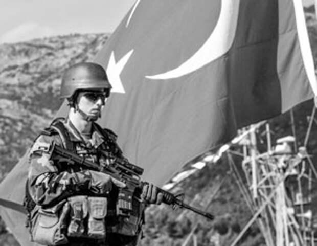 Турция настолько окрепла, что открывает все больше своих военных баз в арабских странах