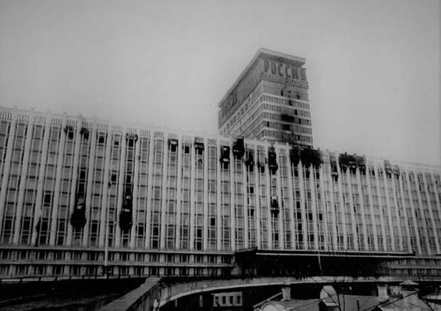 Пожар в «России»: как горела крупнейшая гостиница в Европе