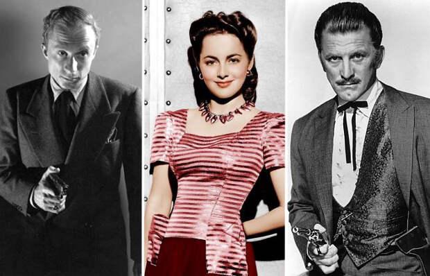 12 ныне здравствующих 100-летних актёров театра и кино, которые покоряют своим жизнелюбием
