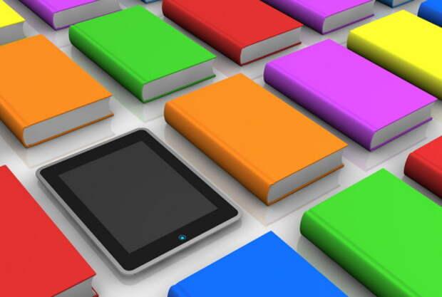 Рынок электронных книг в России вырос за три года в шесть раз