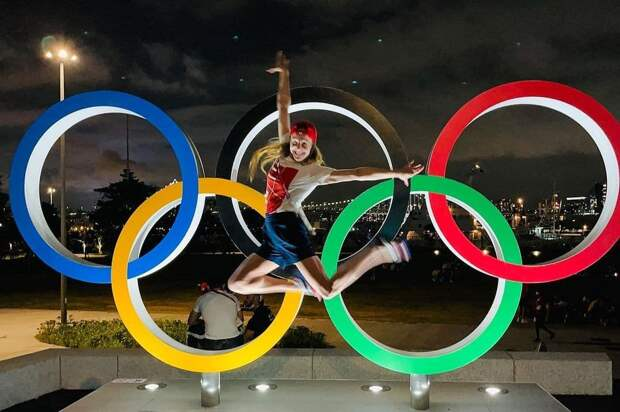 Сестра певицы Нюши завоевала Олимпийское «золото»
