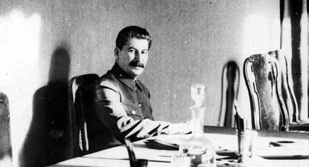 Единственная фотосессия Сталина. Москва, Кремль, 1932 год