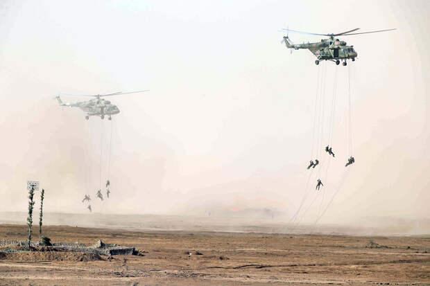 Британские военные эксперты оценили боеспособность России