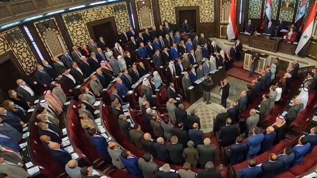 Глава парламента Сирии рассказал о президентских выборах и первых кандидатах