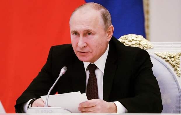 Какова была реакция Путина на миллионные подписи против пенсионной реформы