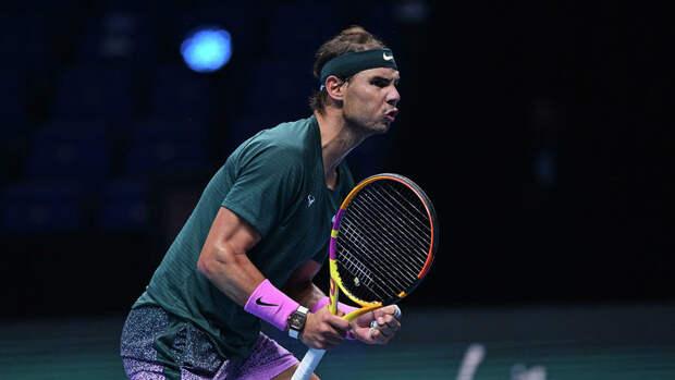 Надаль установил уникальный рекорд вмировом теннисе