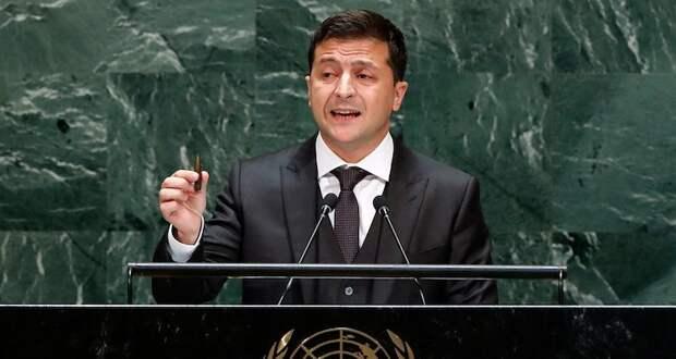 Историческая речь президента Зе в ООН, или как запустили юмориста на трибуну