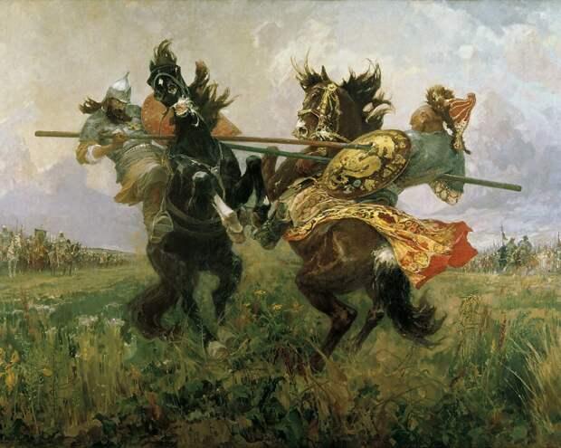 Непрядва и неправда: мифы и легенды Куликовской битвы