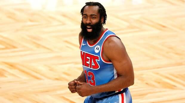 Харден — 8-й игрок в истории НБА с 50 трипл-даблами за карьеру