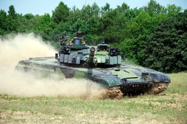 Останутся на службе: чешские танки Т-72М4CZ пройдут модернизацию