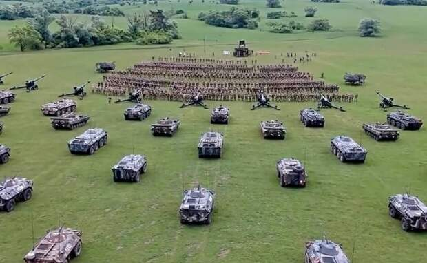 В мае НАТО проведет генеральную репетицию войны с Россией