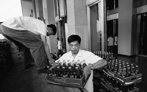Китайцы не сразу оценили вкус Кока-Колы / Фото: turkagram.com