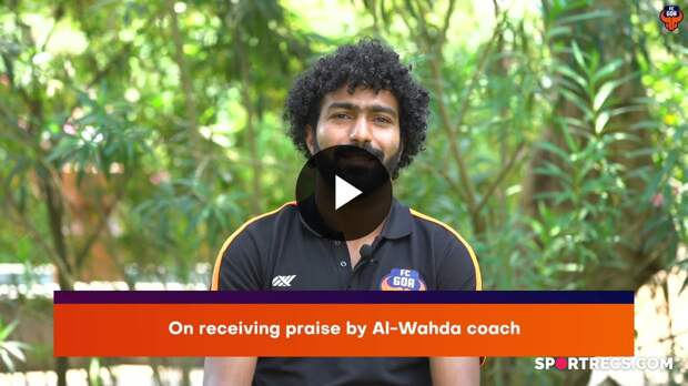 Glan Martins | Pre-Match Interview | #WAHGOA