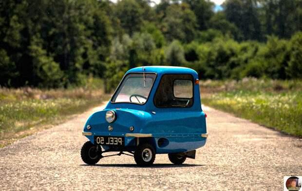 Машины с самым необычным дизайном