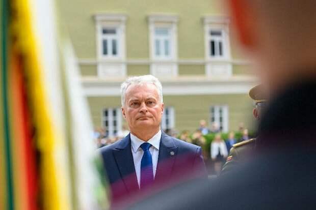 «Пять условий» ультиматума президента Литвы Путину