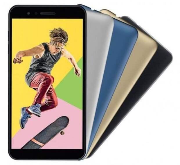 LG представили доступный смартфон Candy