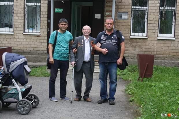 В Екатеринбурге родственники отсудила у ветерана квартиру, подаренную Путиным за боевые заслуги