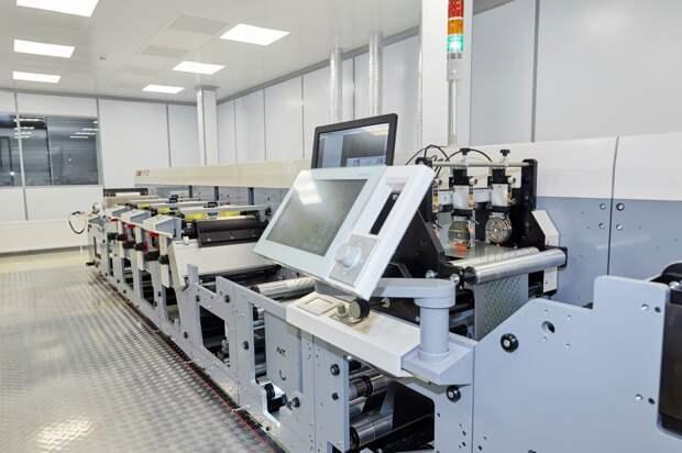 Фабрика упаковки «МИЛК» запускает новое производство блистерной фольги