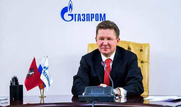фото-gazprom.ru/Алексей Миллер