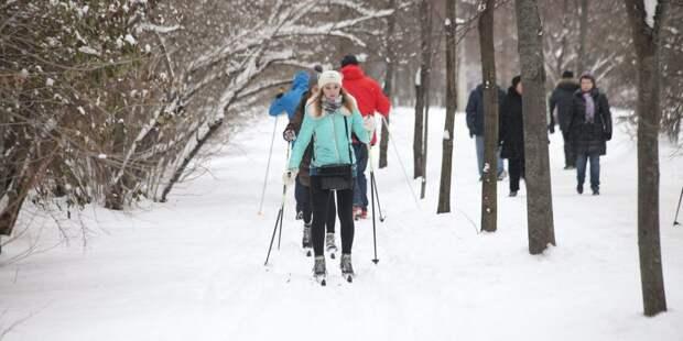 В пойме Мерянки в Северном пройдёт первенство района по лыжным гонкам