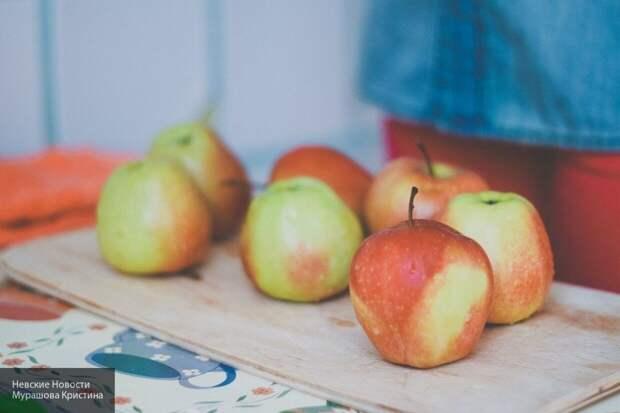 Ученые отметили полезные свойства яблок в борьбе с онкозаболеваниями