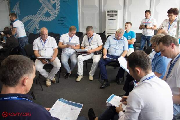 В Крыму состоялась сессия дизайн-мышления по созданию центра компетенций по вопросам городской среды