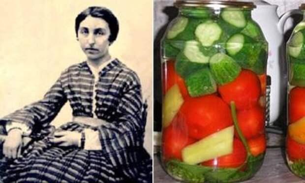 В 1871 году Аманда Джонс (Amanda Jones) придумала способ сохранения продуктов в вакууме.
