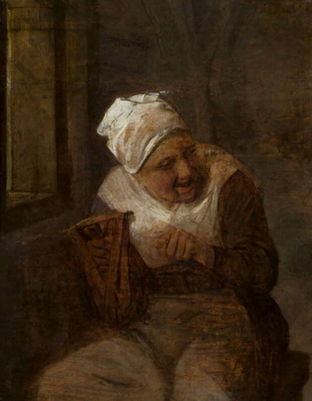 Когда старушкою, над прялкою склоненной... Пьер Ронсар