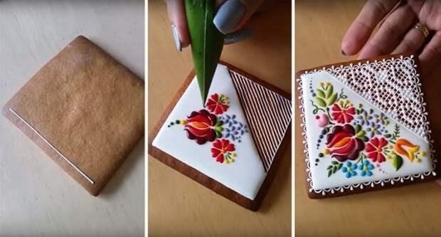 Венгерская художница и ее невероятные печеньки