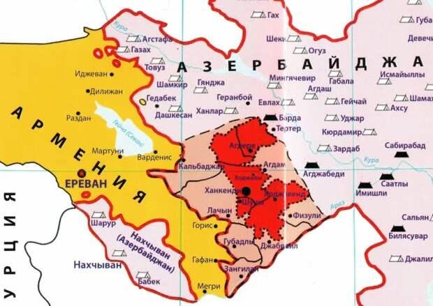 Россия на 5 лет введёт миротворцев в Карабах