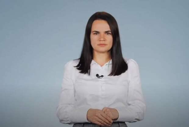 Светлана Тихановская обратилась к россиянам: «Ни на каком этапе это не была борьба против России, и уверена, не станет таковой».
