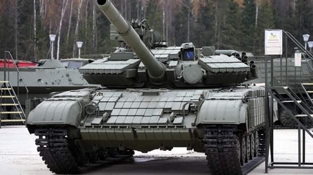 """Эксперт The National Interest назвал украинский танк Т-64 """"модернизированным велосипедом"""""""