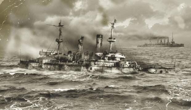 гибель крейсера