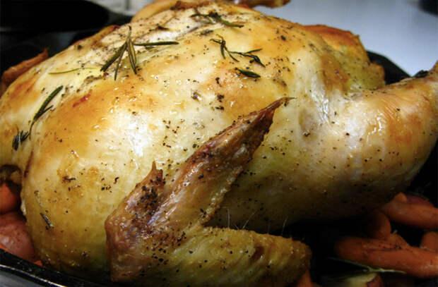 Включаем духовку и жарим курицу по рецептам шеф-поваров