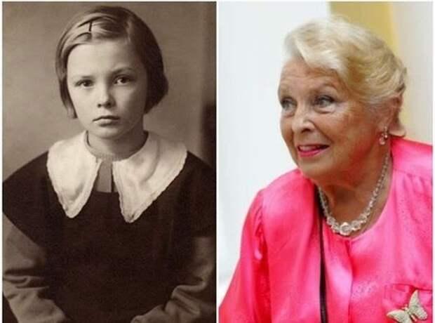 Любимые актеры СССР в детстве и зрелом возрасте СССР, актеры, детство