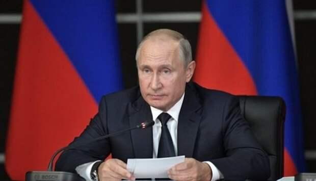 Путин: если США выйдут изДРСМД— Россия будет разрабатывать запрещенные договором ракеты | Продолжение проекта «Русская Весна»