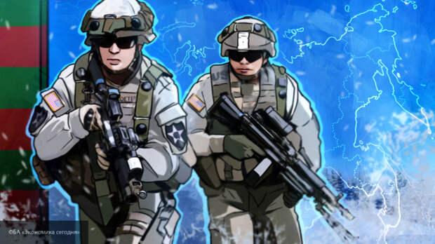 США без предупреждения перебрасывают войска НАТО к границе России