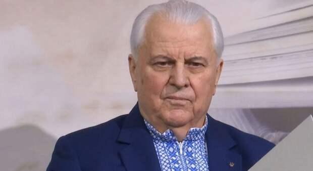 Кравчук: Украинскому княжеству было 300 лет, когда Россия только начала формироваться