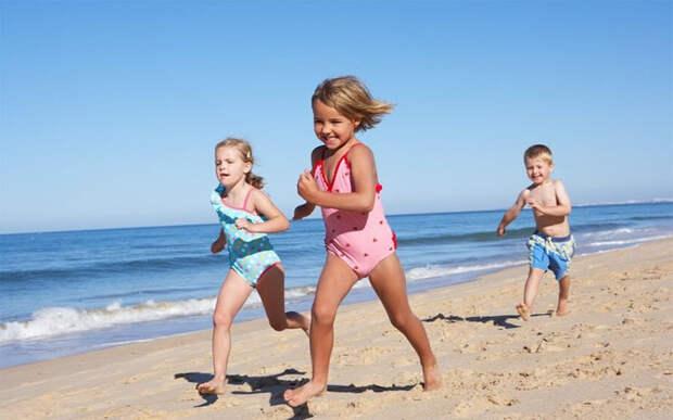 Детские купальники: 5 вредных советов