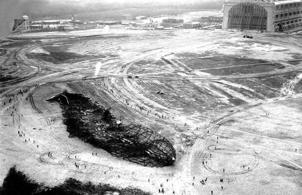 Ученые раскрыли причину катастрофы «Гинденбурга» спустя 76 лет