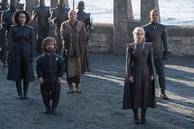 «Игра престолов» и «След» стали любимыми сериалами россиян в 2019 году