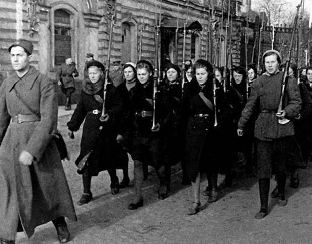 Самые яркие воспоминания женщин-ветеранов о войне