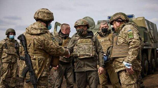 Дезертиры «фельдмаршала» Зеленского. Украинская Хазария рухнула