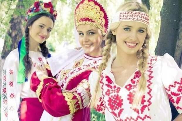 Разоблачение сказок новой украинской *истории*