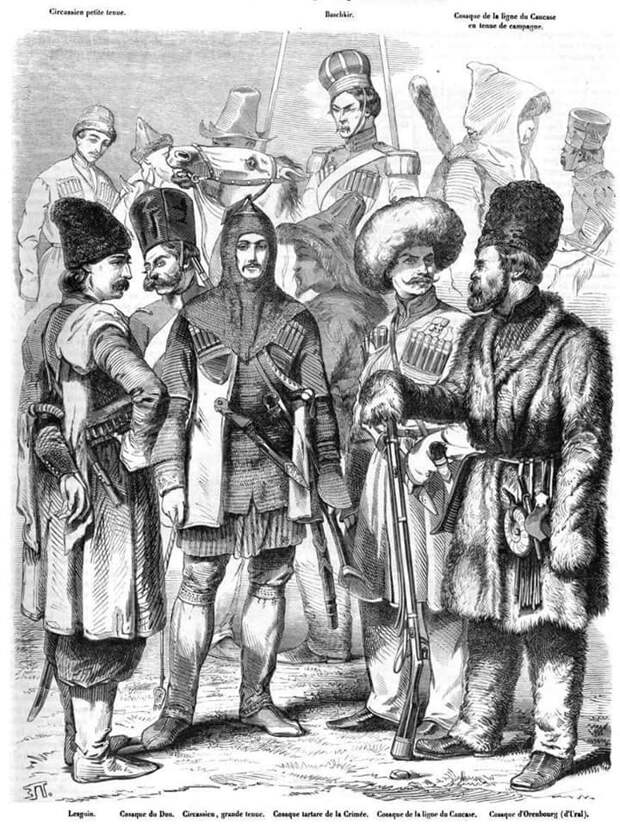 Как представлял Кавказ офицер Фадеев?