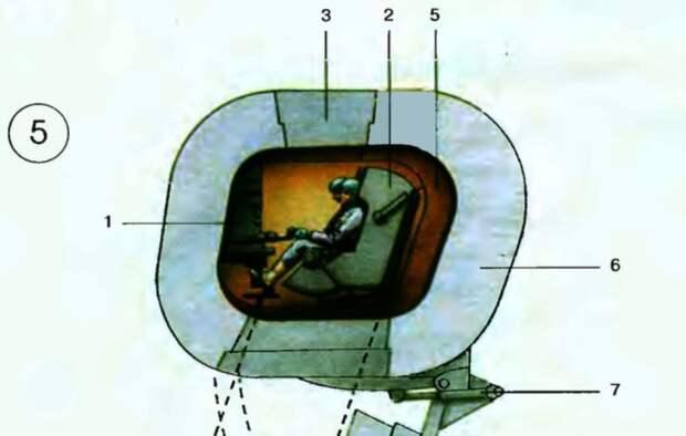 Свинцовая кабина для пилотов. ¦Фото: onliner.by.