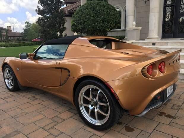 Почему же так дорого за царапину? lotis, lotus elise, автмобили, авто, найдено на ebay, продажа авто, страховая компания, царапина