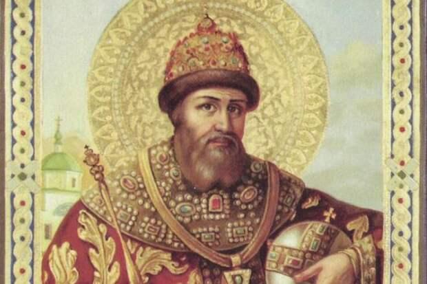 Иван III - предположительный образ. В источниках его внешность указывается как красивая и рослая.